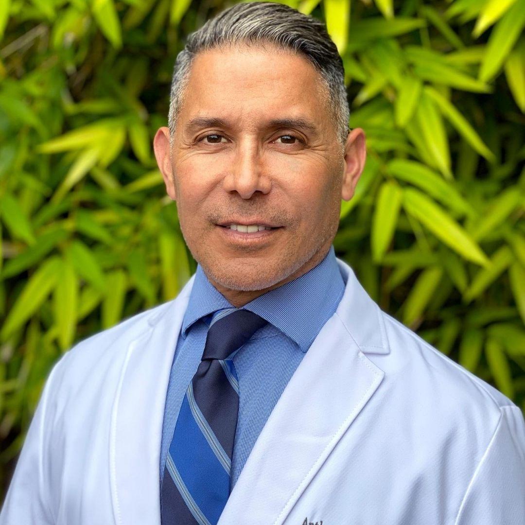 Dr. Anthony Milanez headshot
