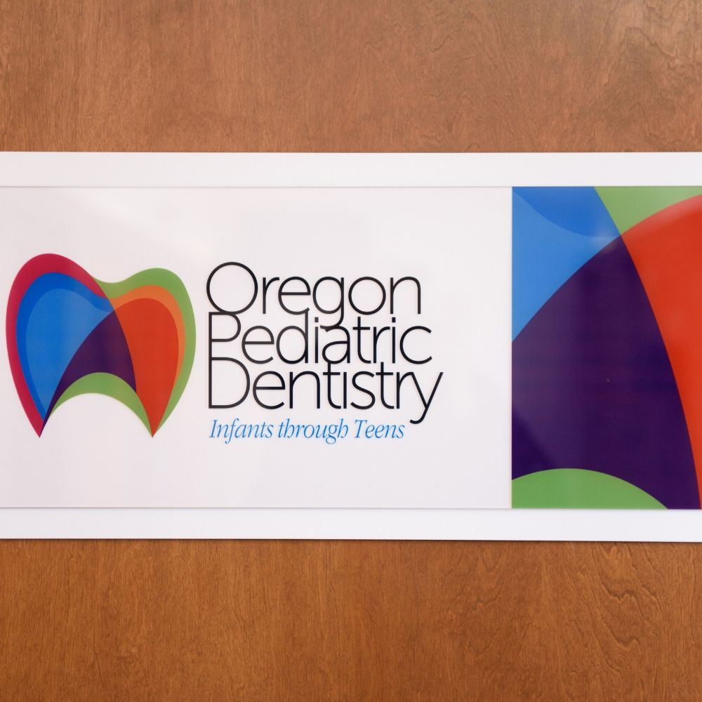 Oregon Pediatric Dentistry Front Door