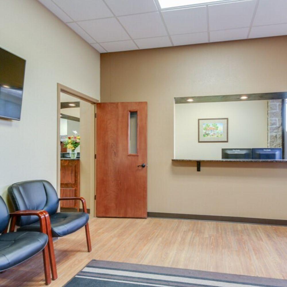 Waterside Dental Port Charlotte Lobby