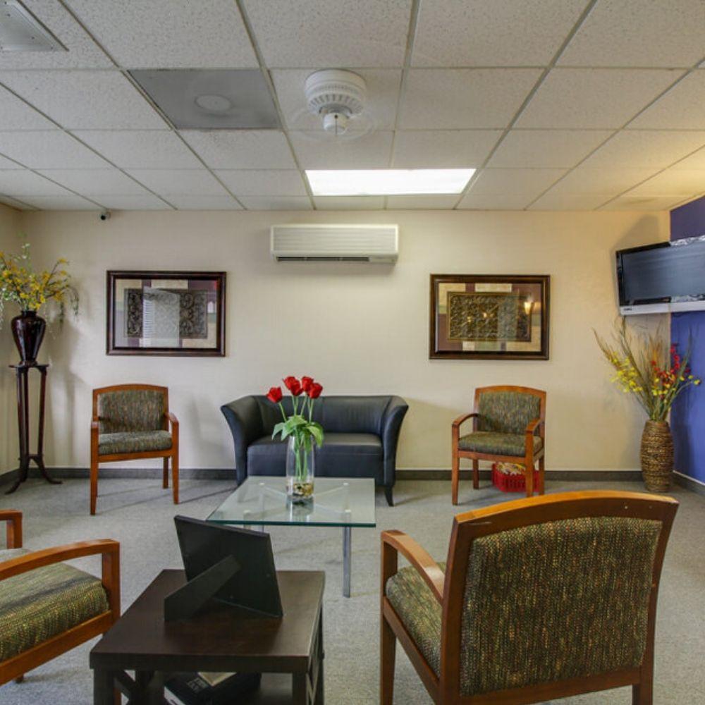 waterside dental pinellas park lobby 2