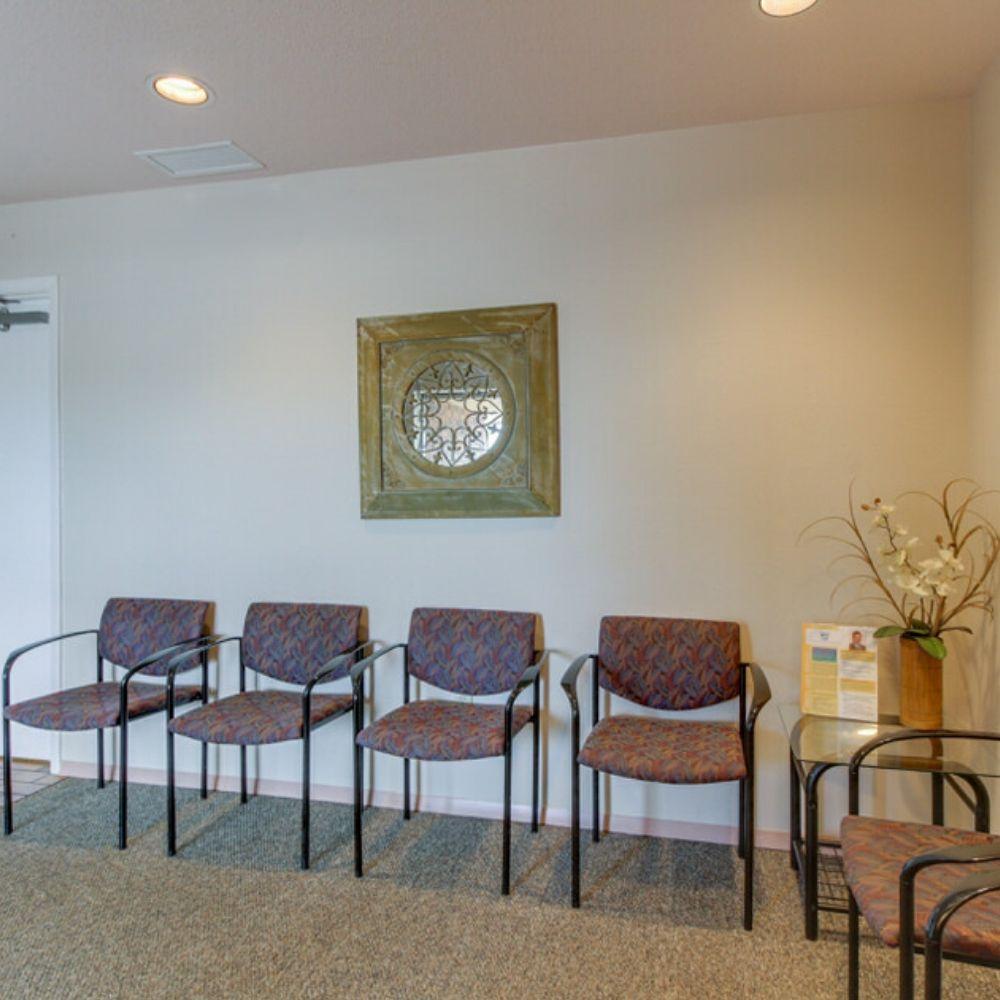 Waterside Dental Venice Island lobby 2
